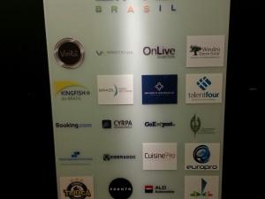Un petit aperçu de nos nouveaux bureaux au Brésil !