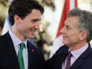 Canada: Une restructuration des ententes commerciales autours du MERCOSUR?