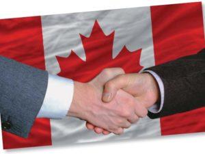 Titre : 12 raisons pour les entreprises canadiennes d'exporter en 2018 selon le CQI